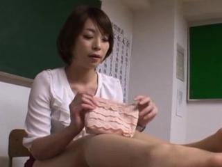 Ravishing Tamaki Nakaoka is fucked be proper of noonday