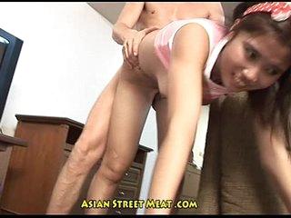 Asian Teen Fit