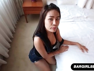 Asian Amateur Nympho Sucks A Fat Cock