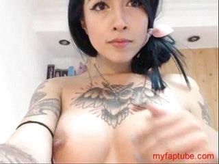 asian dinaone webcam