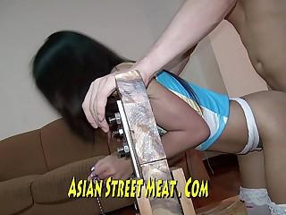 Asian Hard Wood Super Sexy Stocks