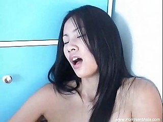 Perfect Natural Asian Amateur Body